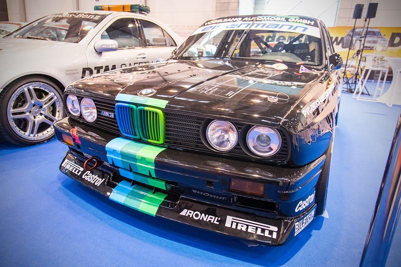 Essen Motor Show 2017: BMW 3er (E30)