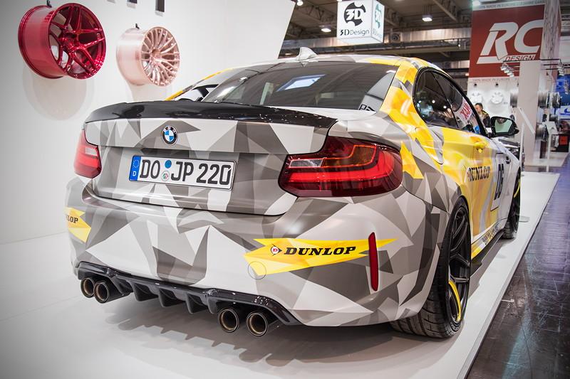Essen Motor Show 2017: BMW M2, zu sehen in Halle 2.