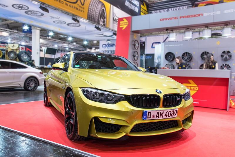 Essen Motor Show 2017: BMW M4
