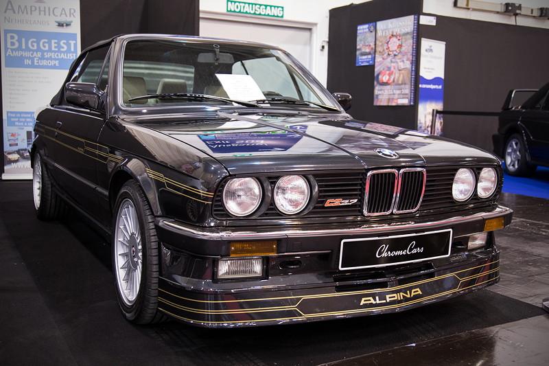 BMW Alpina C2/1 2.7. Der C2 war die stärkste Stufe der Alpina-Motorisierungen für den kleinen BMW.