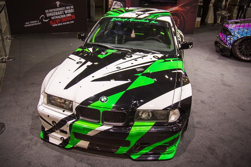 Essen Motor Show 2017: BMW 3er (E36)