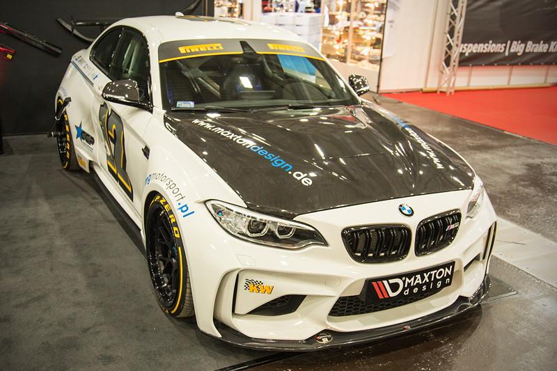 Essen Motor Show 2017: BMW M2 (F87)