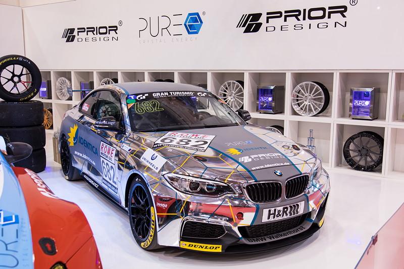 Essen Motor Show 2017: BMW 2er (F22)
