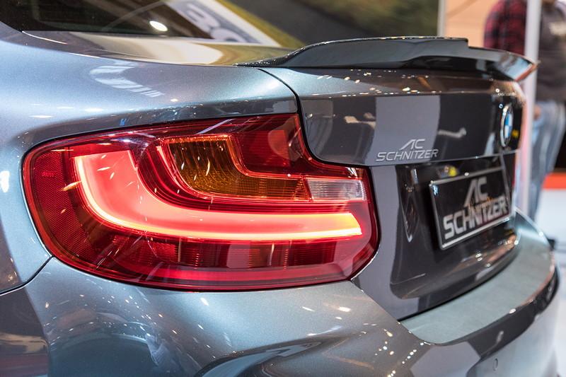 BMW M2 by AC Schniter, mit Carbon Heckspoiler