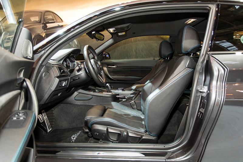 BMW M2 by AC Schnitzer, Innenraum