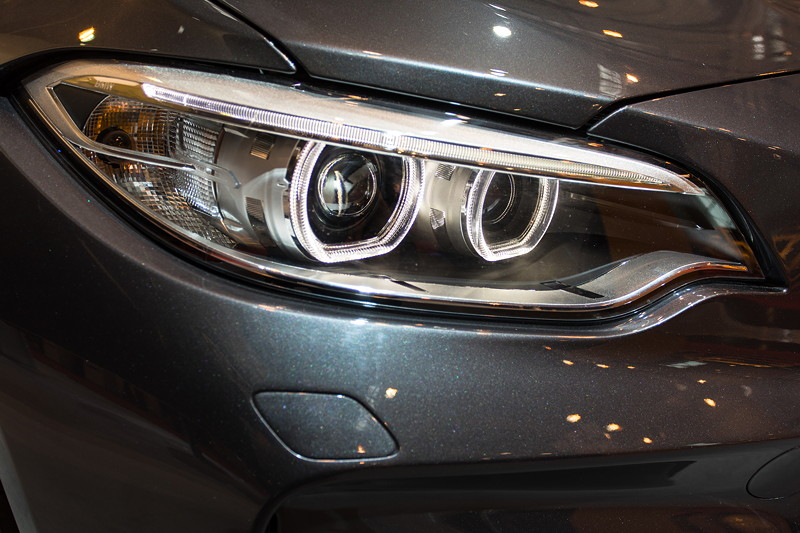 BMW M2 by AC Schnitzer, Scheinwerfer
