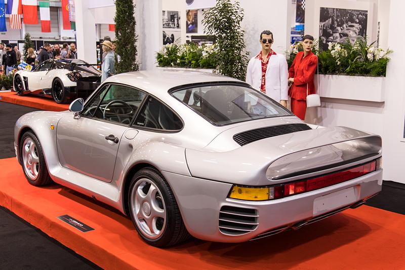Porsche 959, einst der schnellste Serien-Sportwagen der Welt.