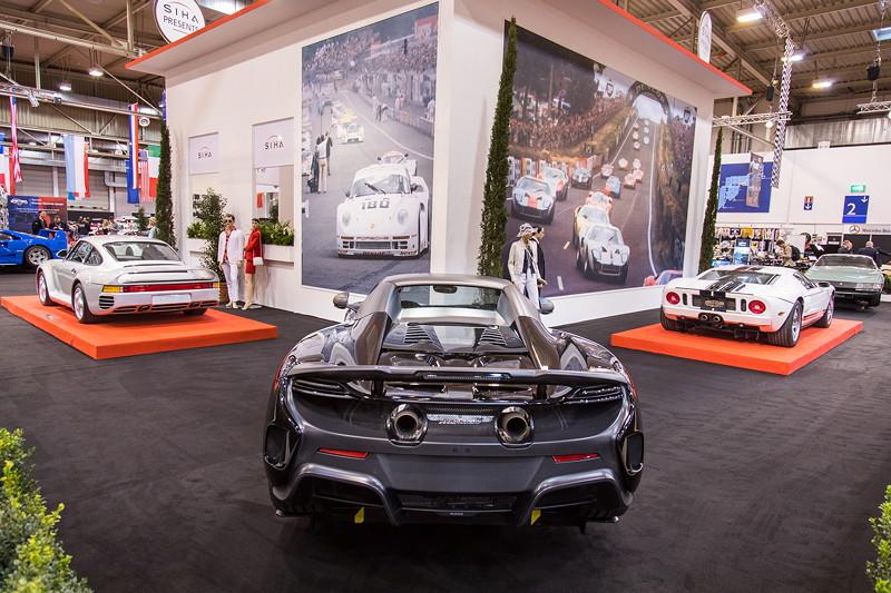 McLaren 675 LT, wurde auf dem Genfeler Autosalon 2015 vorgestellt.