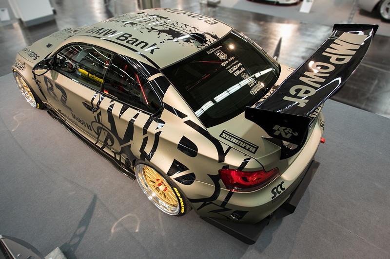 tuningXperience auf der Essen Motor Show 2017: BMW 1er M Coupé (E82).