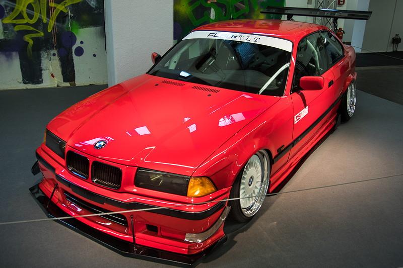 BMW 328i (E36), Baujahr 06/1995, 6-Zylinder Reihenmotor mit 193 PS (Serienstandard).