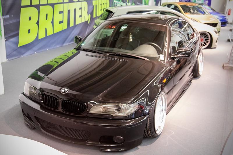 BMW 330d (E46), Baujahr 2003 mit 6-Zylinder Dieselmotor, 275 PS.
