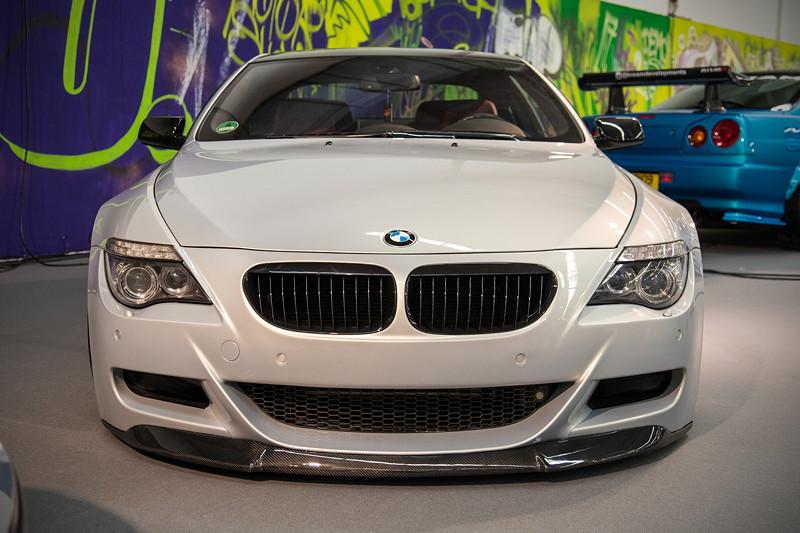 BMW 650i (E63 LCI), Baujahr: 2008 mit orig. V8-Motor, 367 PS.