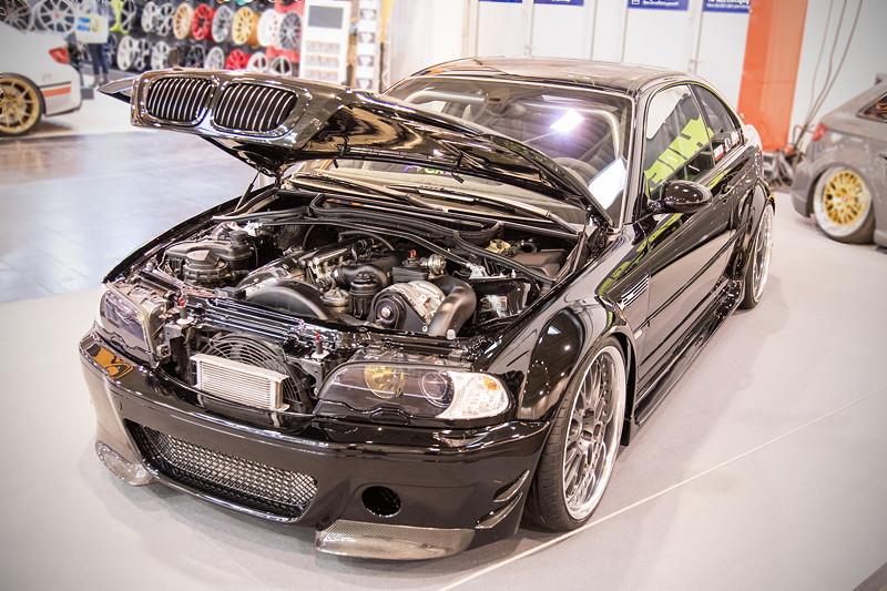 BMW M3 (E46), Baujahr 2004, mit BMW S54 Motor, 550 PS.