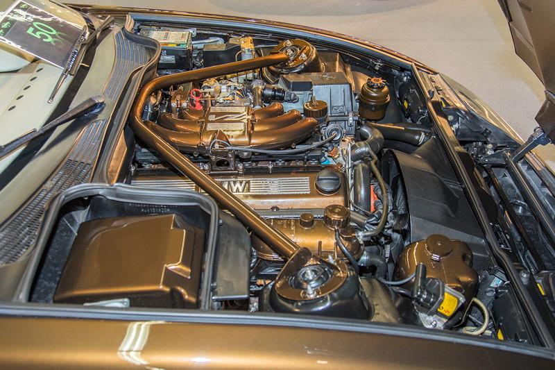 BMW Z1, E30 'M20' Motor, Leistungssteigerung auf 220 PS, div. Teile lackiert und mit Leder bezogen.
