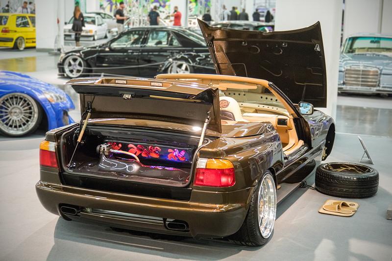 BMW Z1, seltener BMW, der insgesamt nur 8.000mal gebaut wurde.