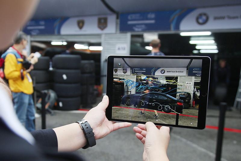 Macau (CHN), 16.-19.11.2017. FIA GT World Cup, Augusto Farfus (BRA) im BMW Art Car #18 von Cao Fei.