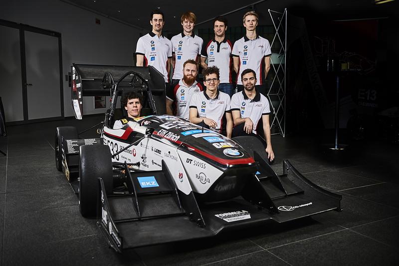 Formula Student Engagement der BMW Group: Team 'AMZ-Racing' von der ETH Zürich startet im Driverless-Wettbewerb