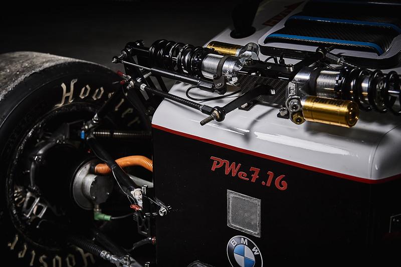 Formula Student Engagement der BMW Group: Der Rennwagen von 'municHMotorsport' der Hochschule München