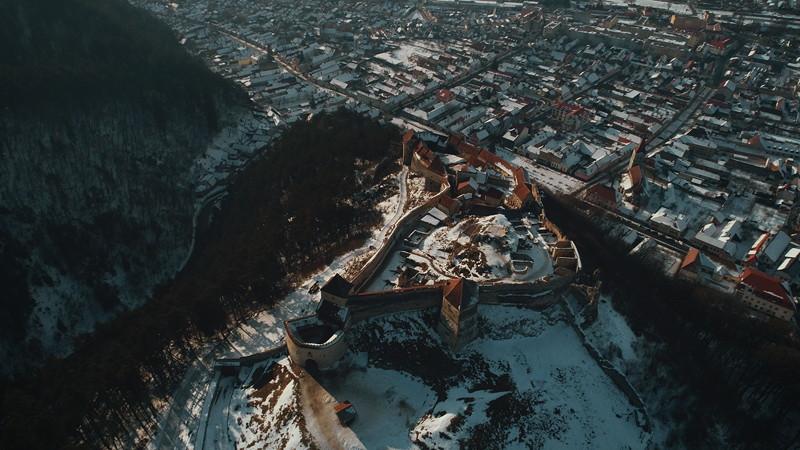 Frozen Romania