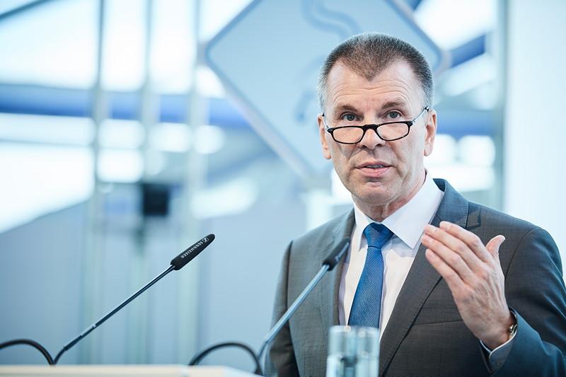Peter Mey, Leiter der BMW Niederlassung München.
