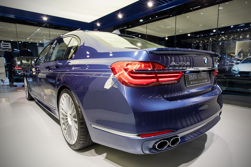 Alpina B7 Bi-Turbo Allrad (G12)