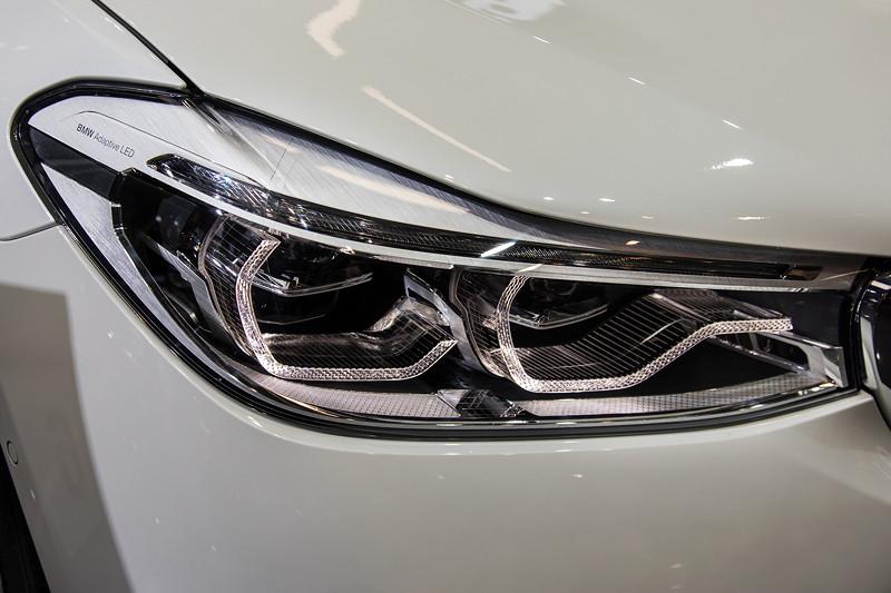 BMW 6er GT, Scheinwerfer