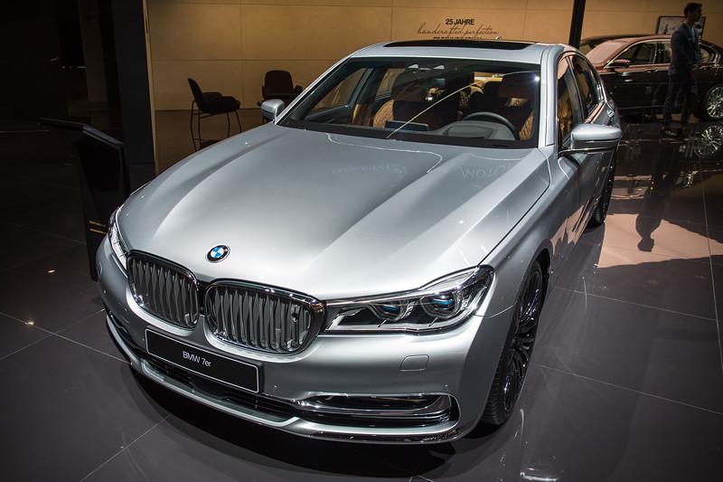BMW 730d Individual