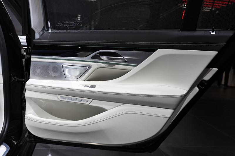 BMW 750Ld Individual, Tür
