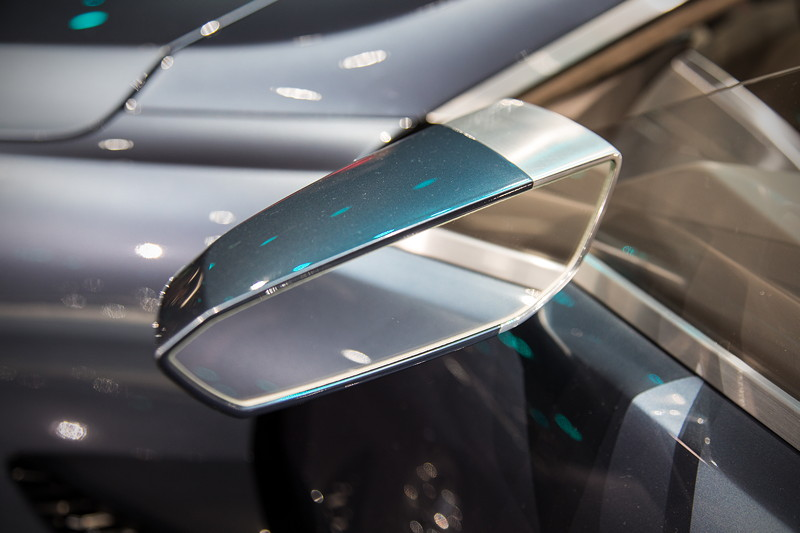 BMW Concept 8series, Aussenspiegel