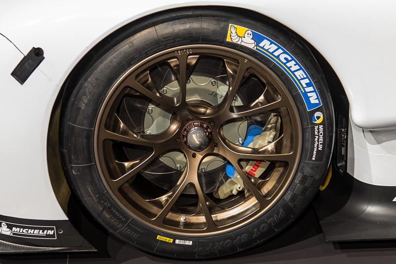 BMW M8 GTE, Rad