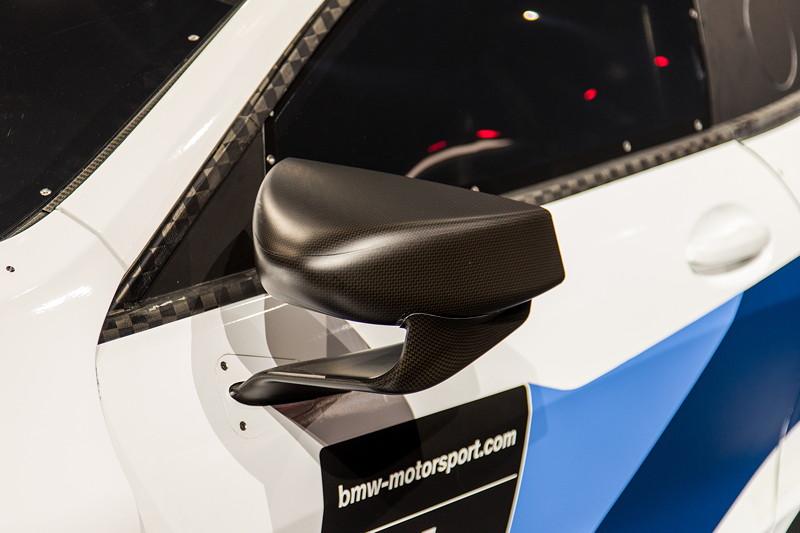 BMW M8 GTE, Aussenspiegel