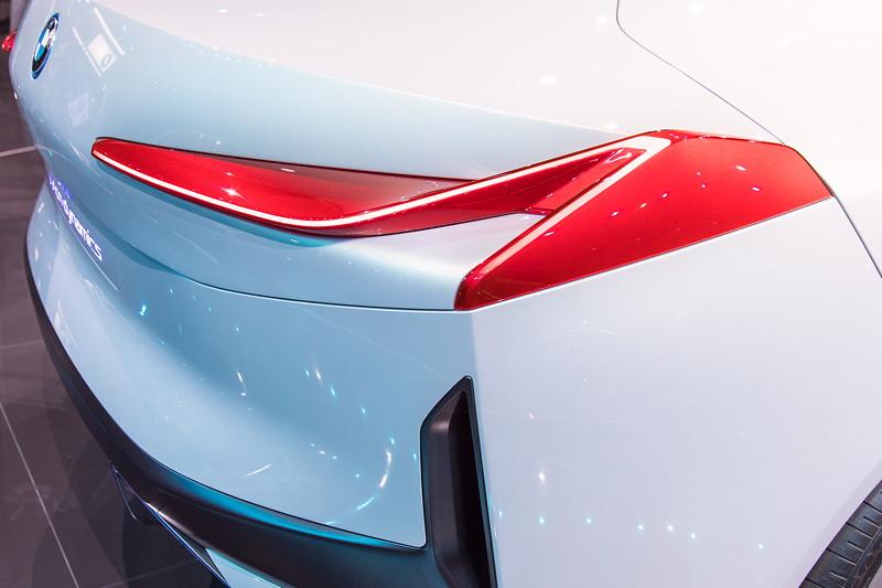 BMW i Vision Dynamics, Rücklicht