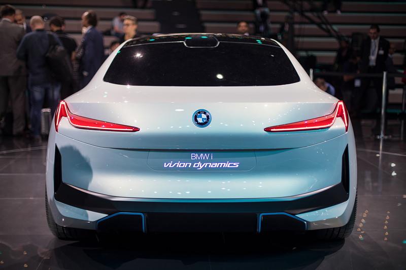 BMW i Vision Dynamics, IAA 2017.