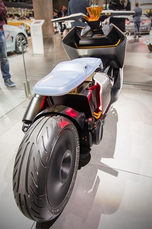 BMW Motorrad Concept Link, so stellt sich BMW die urbane Mobilität von morgen vor