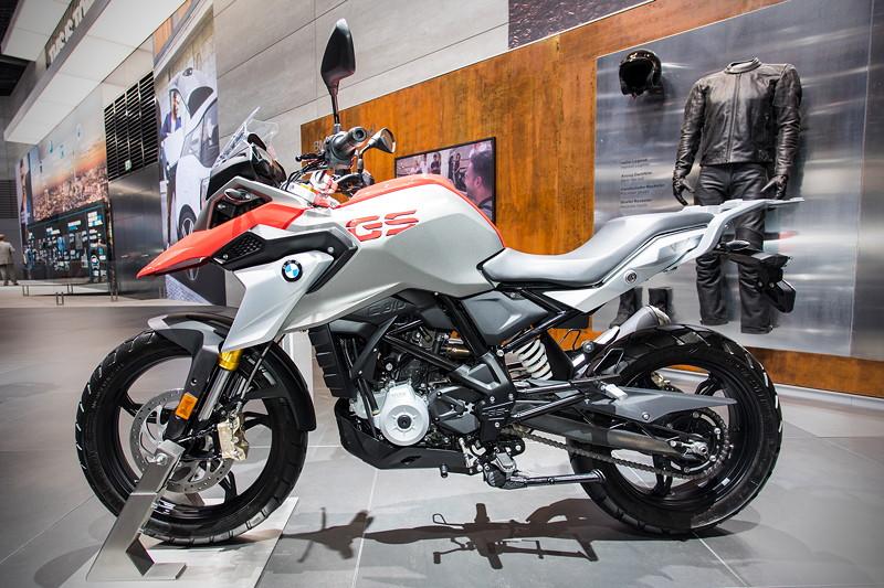 BMW Motorrad G 310 GS, noch recht neues BMW Motorrad in unterer Preiskategorie