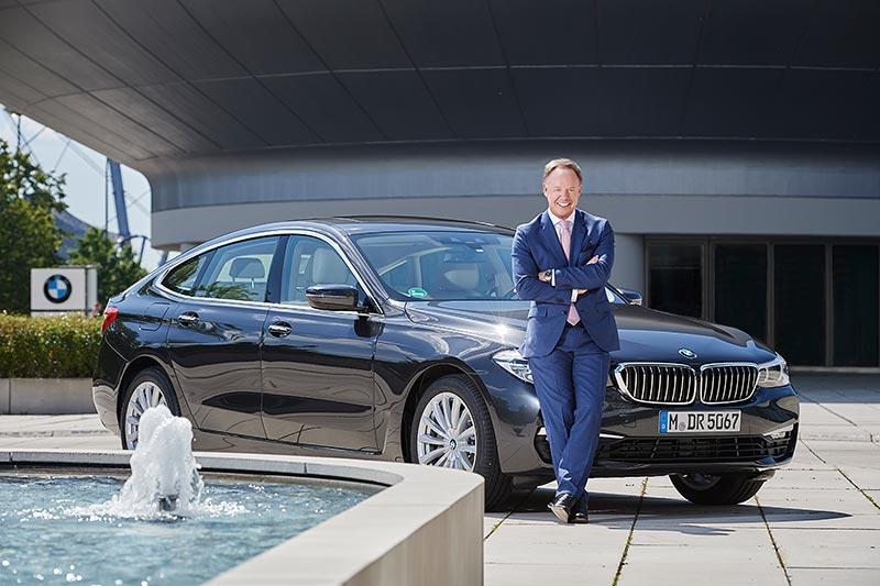 Dr. Ian Robertson (HonDSc), Mitglied des Vorstands der BMW AG, Vertrieb und Marke BMW, Aftersales BMW Group