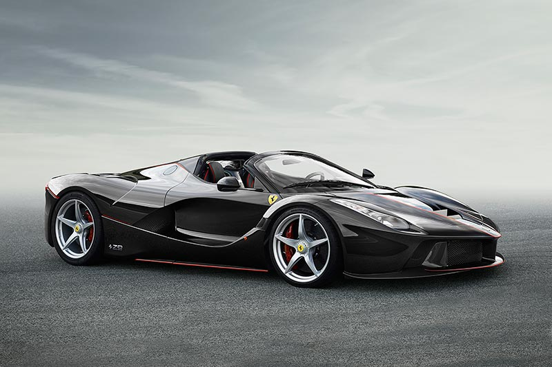 limitierte Sonderedition LaFerrari Aperta
