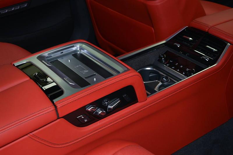 BMW M760Li mit Executive Lounge für max. Komfort im Fond (Mehrpreis in Deutschland 7.090,- Euro)