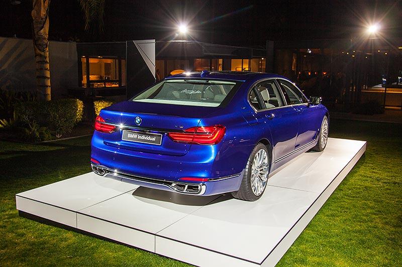 BMW M760Li V12 Excellence Individual (G12)