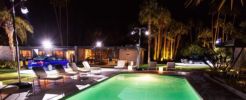 Haus '432 Hermosa' von Leonardo di Caprio, Pool