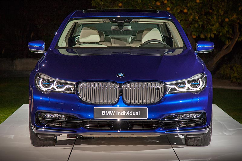 BMW M 760 Li Excellence Individual