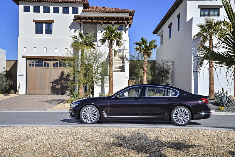 BMW M 760 Li xDrive Excellence