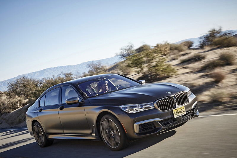 BMW M 760 Li xDrive M Performance