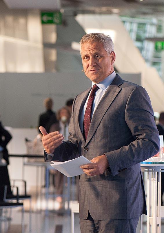 Martin Thiel übernimmt zum 01. April 2017 den internationalen Vertrieb an Groß-, Direkt und Sonderkunden der BMW Group.