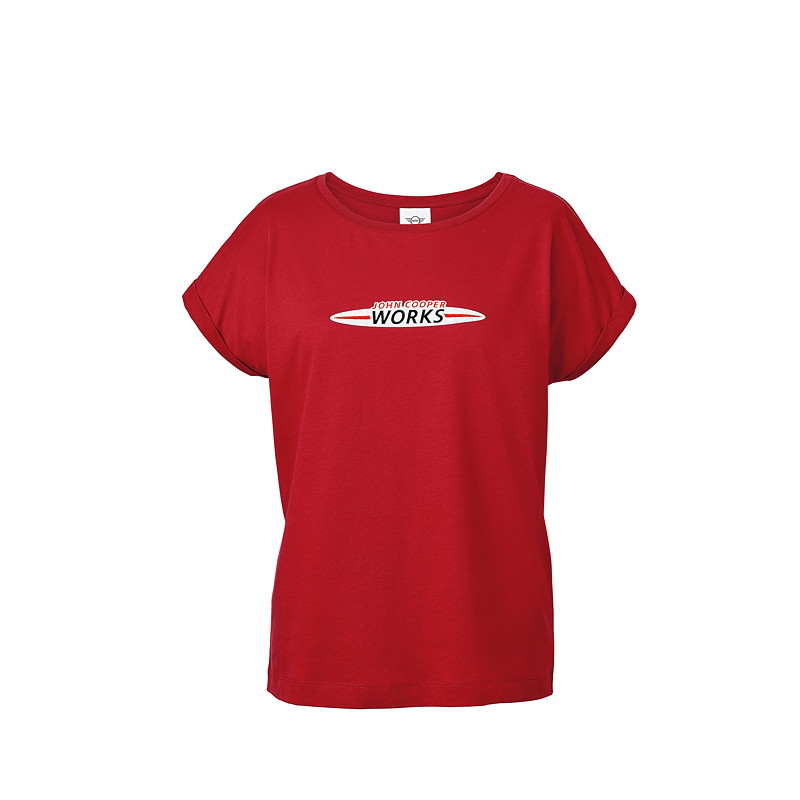 John Cooper Works Lifestyle Kollektion. JCW T-Shirt Logo.