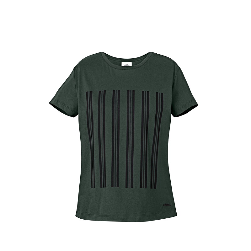 John Cooper Works Lifestyle Kollektion. JCW T-Shirt Stripes.