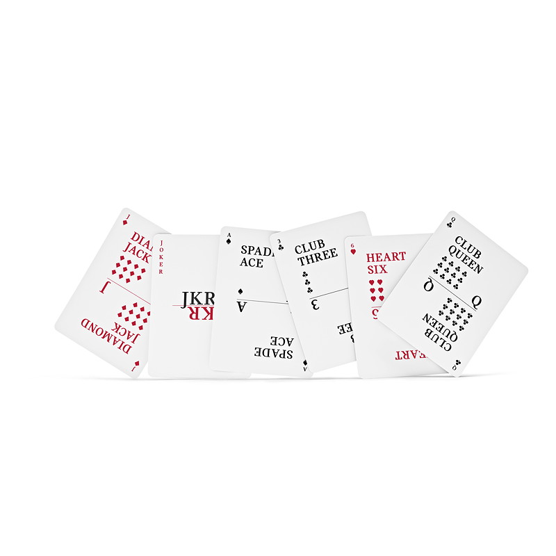 John Cooper Works Lifestyle Kollektion. JCW Playing Cards.