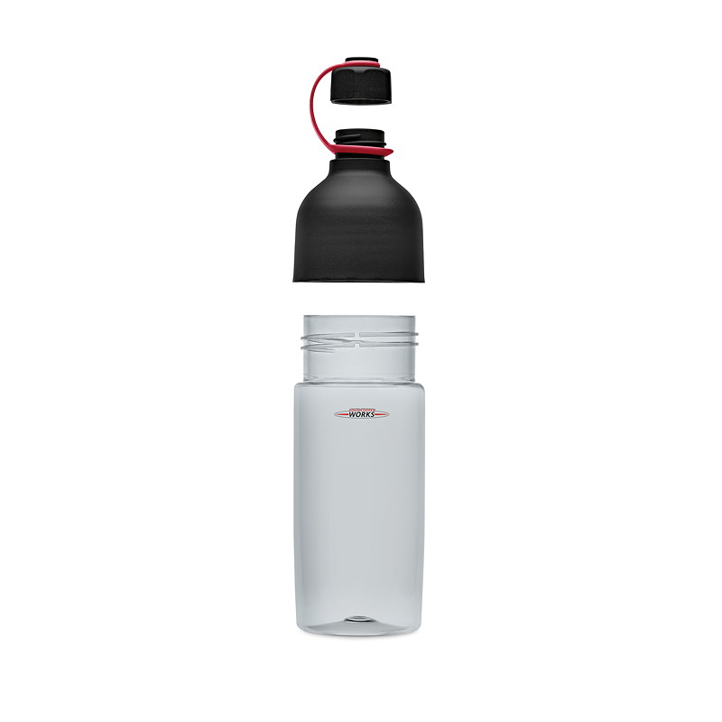 John Cooper Works Lifestyle Kollektion. JCW Water Bottle.