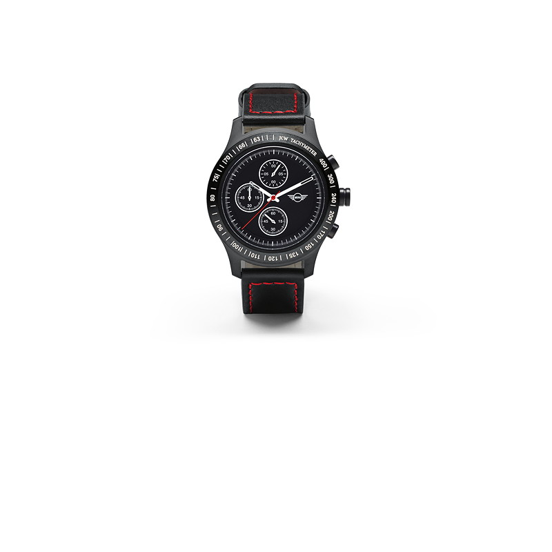 John Cooper Works Lifestyle Kollektion. JCW Watch Tachymeter.