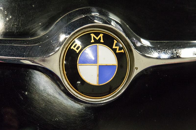 Retro Classics Cologne 2017: BMW 600, BMW Logo